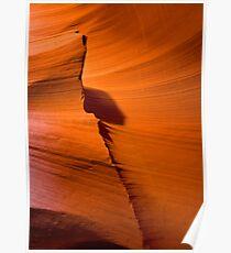 Lower Antelope Canyon Poster