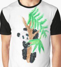 Giant panda deforestation my home Graphic T-Shirt