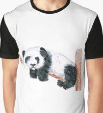 Resting panda  Graphic T-Shirt