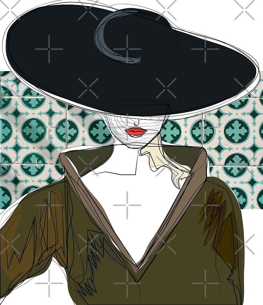 «Woman Secrets - Louie» de Ruth Isern