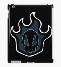 halftone grunge shinigami iPad Case/Skin