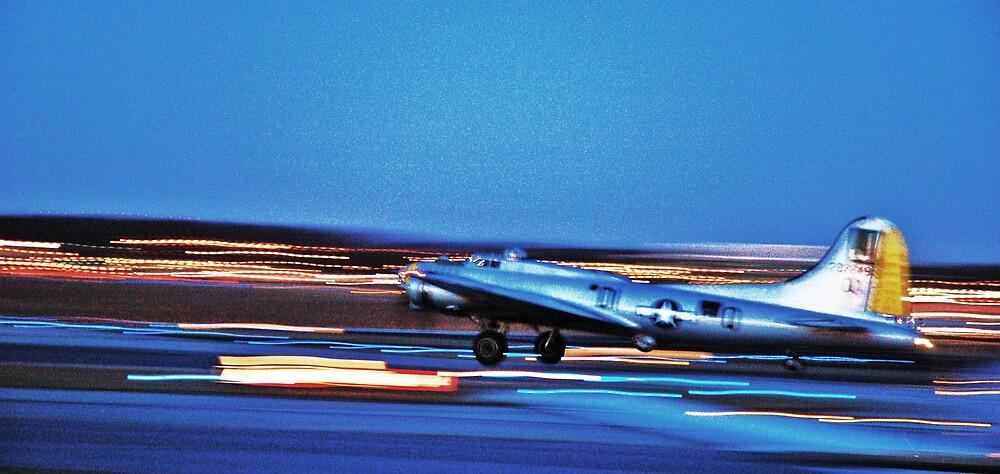 B 17 , Flying history into the future by ottistjones