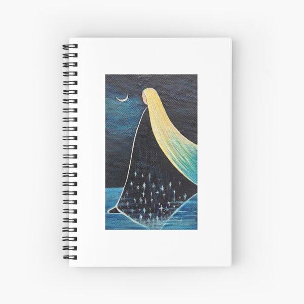 'Ice Queen' Spiral Notebook