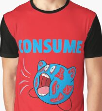 Kirby Consume Graphic T-Shirt
