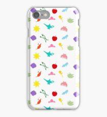 Princess Symbol Pattern iPhone Case/Skin