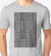 Keep Reading B&W Unisex T-Shirt
