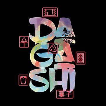 Dagashi by Pyier