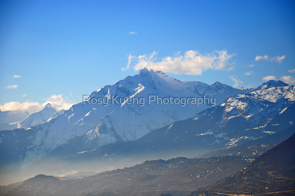 Beautiful Valais by Rosy Kueng Photography