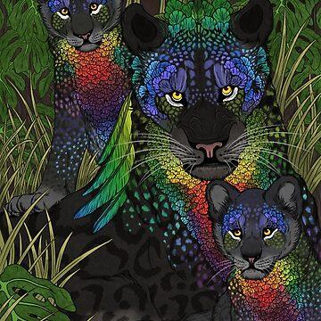 Jungle's Treasure by Kanamey
