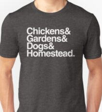 The Homestead List Unisex T-Shirt
