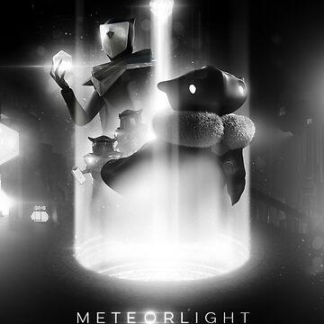 METEORLIGHT POSTER by ameba2k
