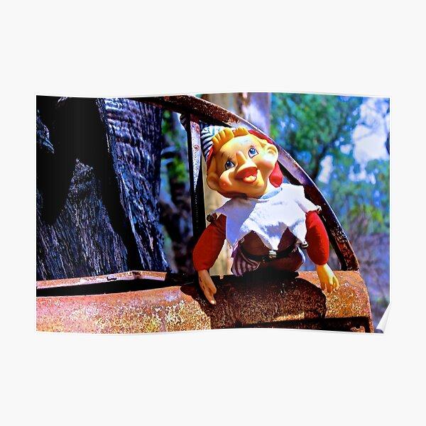 Pernicious Pinocchio  Poster