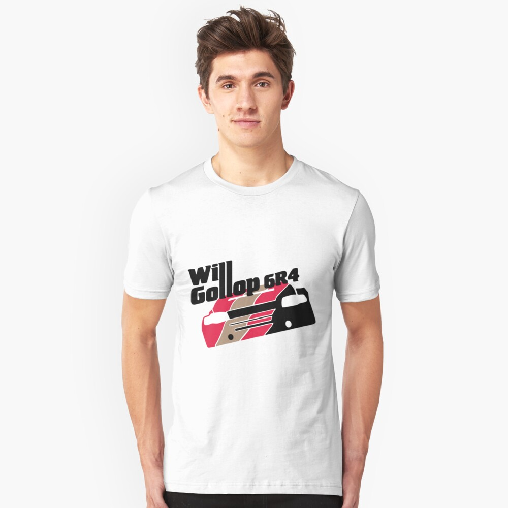 Will Gollop 6R4 Slim Fit T-Shirt
