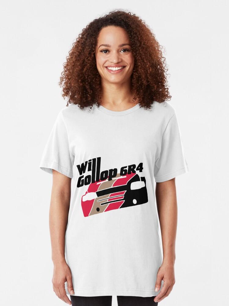 Alternate view of Will Gollop 6R4 Slim Fit T-Shirt