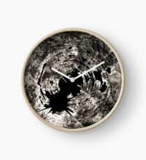 Mirror Blast Clock