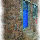 The Blue Door~ by buzzy
