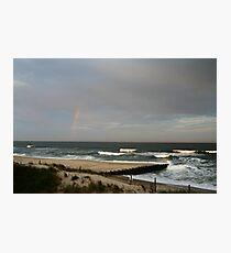 Jersey Shore Photographic Print