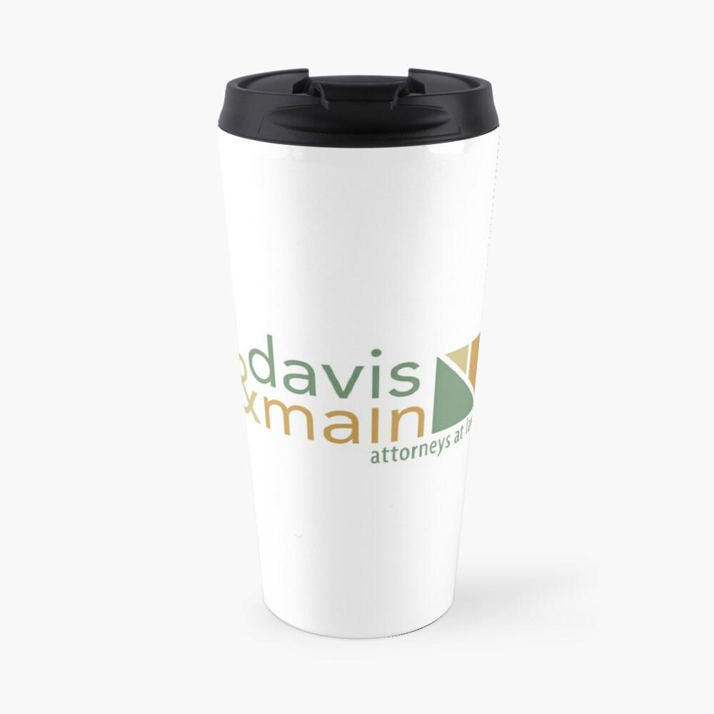 davis & main Travel Mug