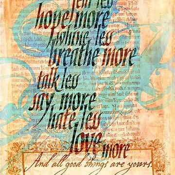 Fear Less, Hope More... de AngiandSilas
