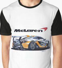 Mclaren p1 gtr Graphic T-Shirt