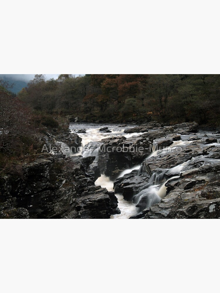 Falls  of  Orchy by Alexanderargyll