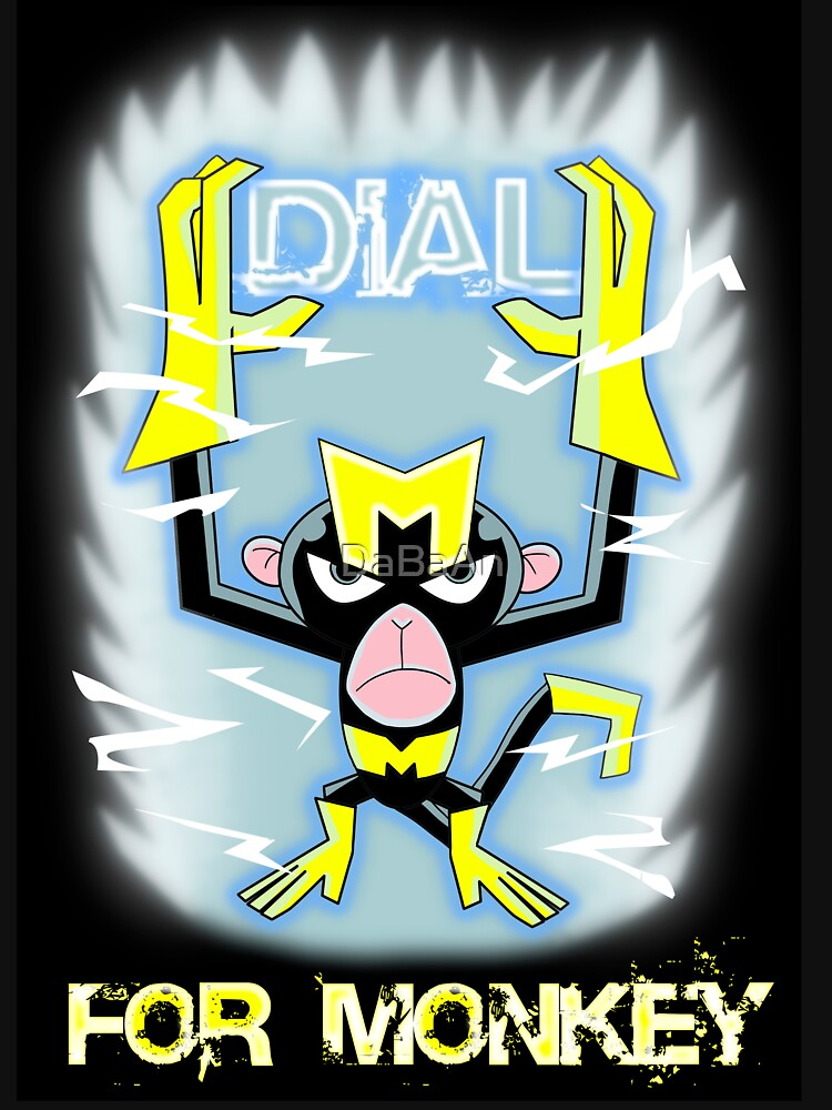 DIAL M FOR MONKEY by DaBaAn