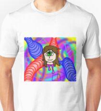 Hey I'm Just A Head, Bro Unisex T-Shirt