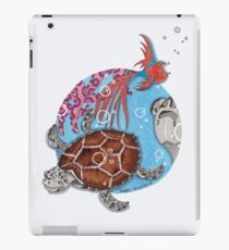 underwaterworld iPad Case/Skin