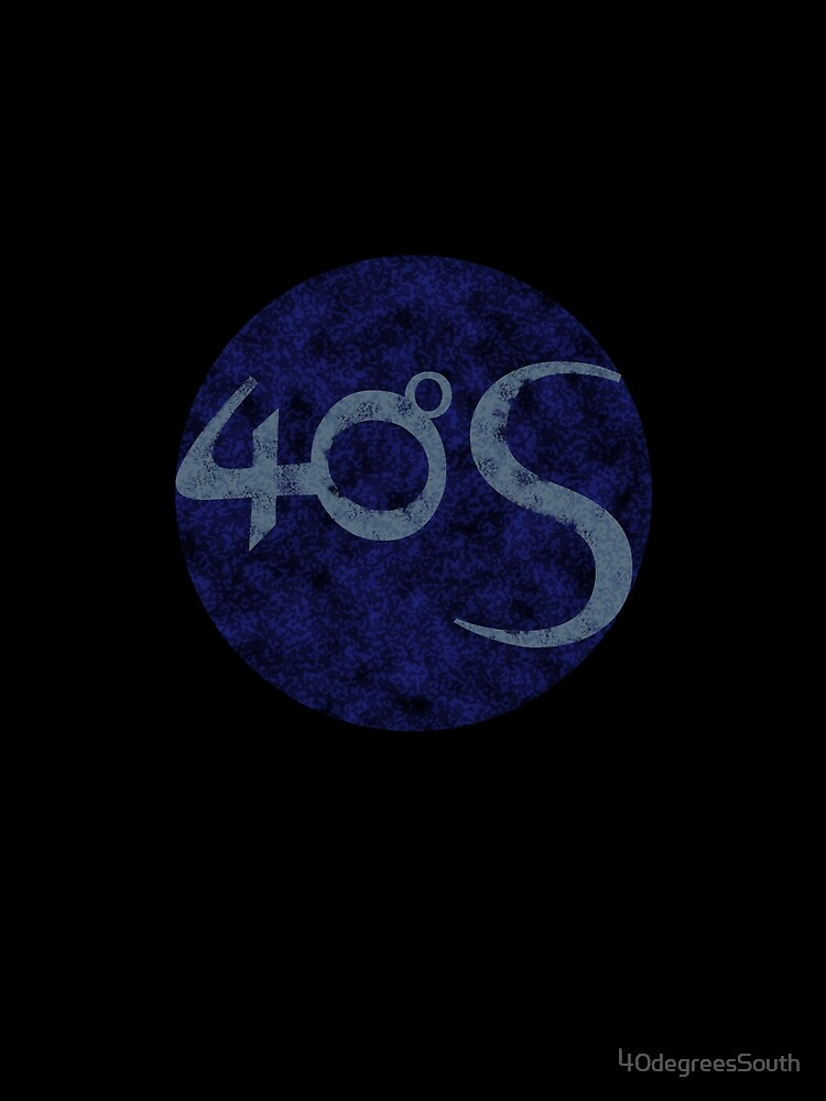 Darkmoon - Fourty Degrees South logo by 40degreesSouth