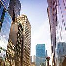 NYC Buildings by Jonicool