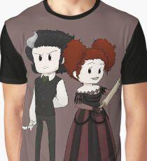 Sweeney Todd & Mrs. Lovett Graphic T-Shirt