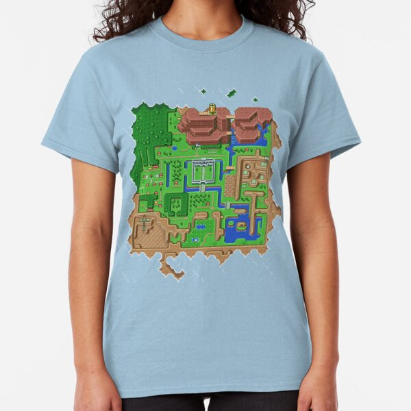 Realms of Hyrule Classic T-Shirt