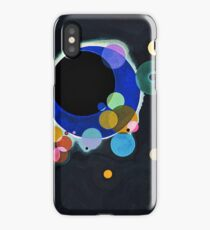 Kandinsky, Several Circles, 1926 iPhone Case/Skin