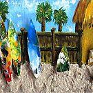 Judalees Ices & Kennys Boards by WhiteDove Studio kj gordon