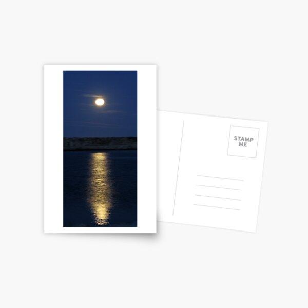 Moon Light Postcard