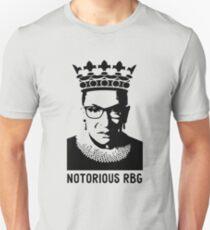 NOTORIOUS RBG - Ruth Bader Ginsberg Unisex T-Shirt