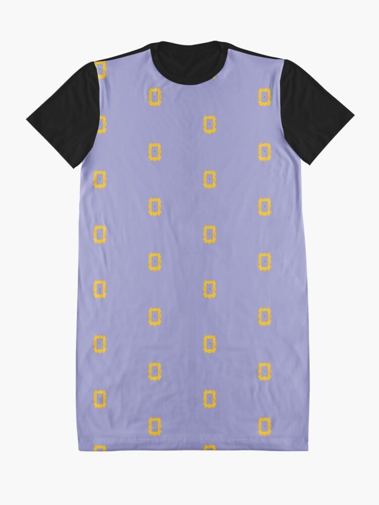 Alternative Ansicht von GUCKLOCH T-Shirt Kleid