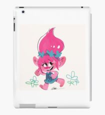 Peppy Poppy iPad Case/Skin