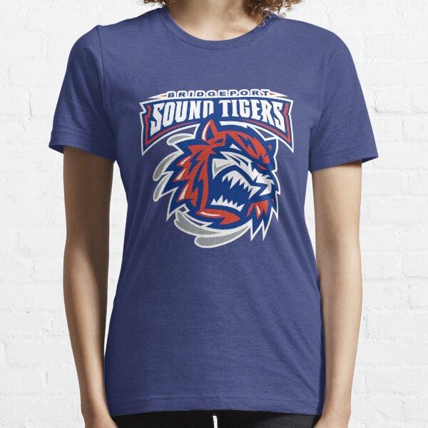 Bridgeport Sound Tigers Essential T-Shirt