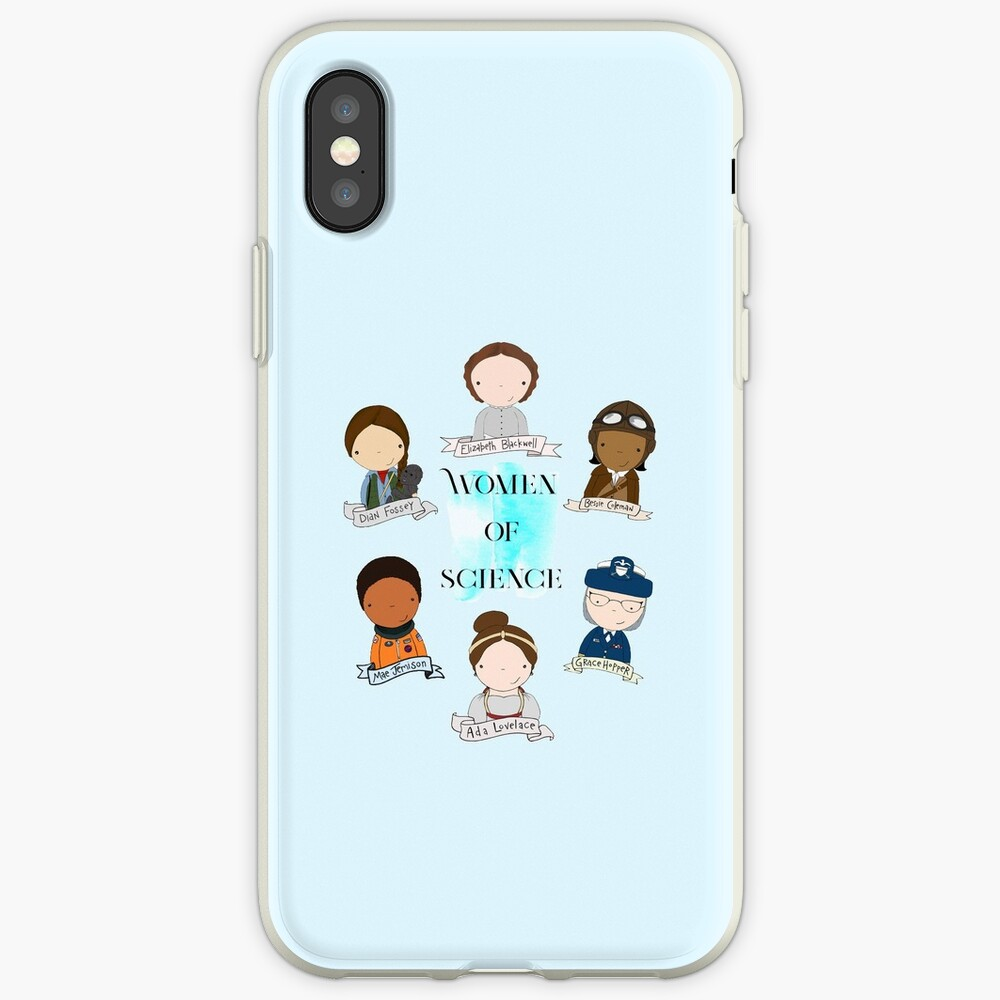 Women of Science iPhone Case & Cover