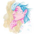 'Feeling Blue'  by raquelcasilda