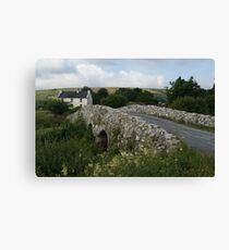 Quiet Man Bridge, Oughterard, Co. Galway, Ireland Canvas Print