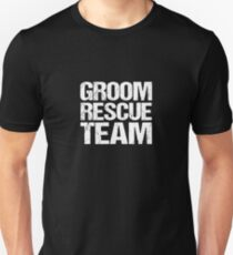 Groom Rescue Team V6 Unisex T-Shirt