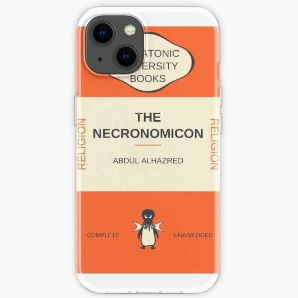 Necronomicon? iPhone Soft Case