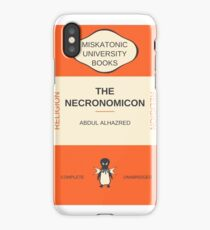Necronomicon? iPhone Case