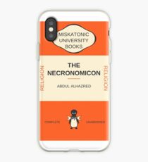 Necronomicon? iPhone Case