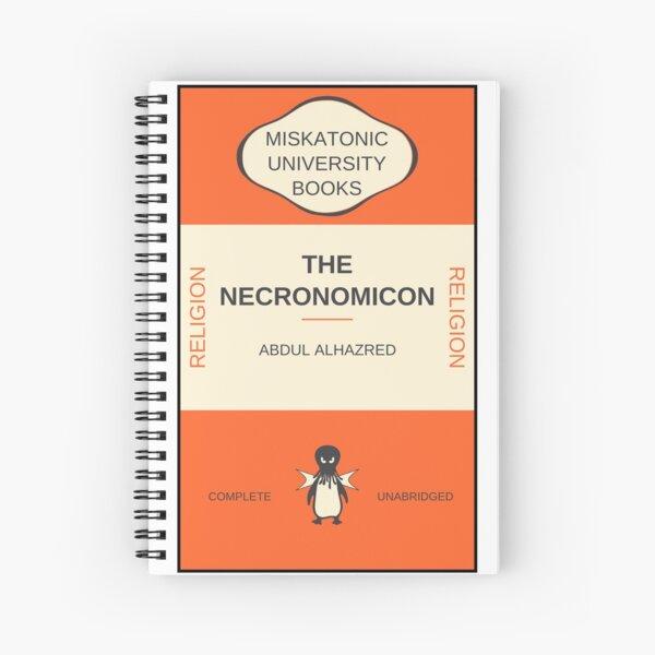 Necronomicon? Spiral Notebook