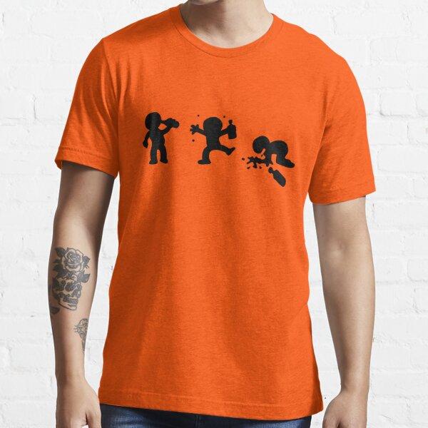 alcool partie de la bande dessinée drôle de bande dessinée T-shirt essentiel