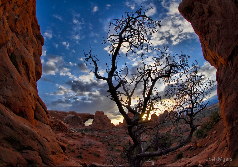 Turret Arch by Josh Myers