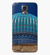 Blue on Blue Case/Skin for Samsung Galaxy